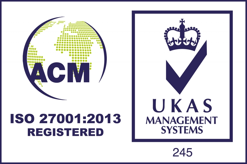 ISO 27001 UKAS Accreditation