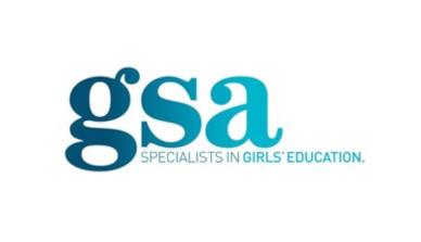 Girls' Schools Association logo