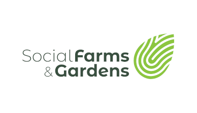 Social Farms and Gardens logo